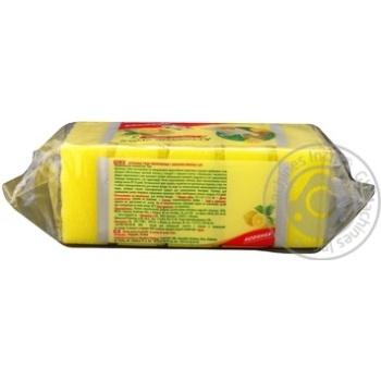 Набор губок кухонных Мелочи жизни Лимон 5шт - купить, цены на Фуршет - фото 6