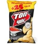 Chips Top chips sauce 175g