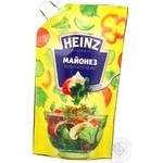 Mayonnaise Heinz Provansal 67% 385g doypack Russia