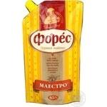 Mayonnaise Fores 65% 400g sachet Ukraine