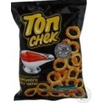 Снек кукурудзяний чатні Top Snack 30г