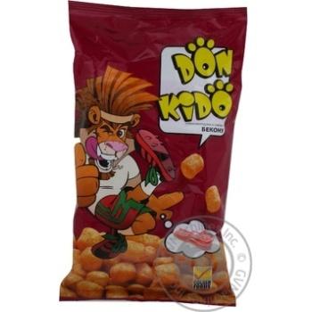 Палички кукурудзяні з Беконом Don Kido 50г