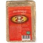 Продукт сирний плавлений 45% Російський Джанкойський сир 100г