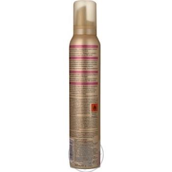Мусс для волос WELLAFLEX Суперсильная фиксация 200мл - купить, цены на Метро - фото 3