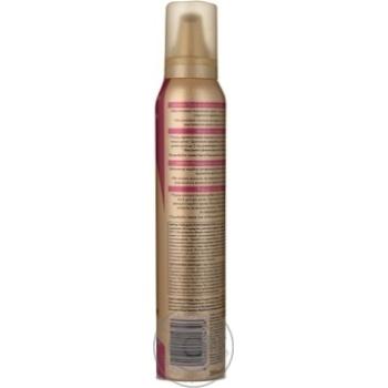 Мусс для волос WELLAFLEX Суперсильная фиксация 200мл - купить, цены на Метро - фото 2