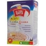 Flakes Tsar wheat 400g Russia