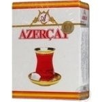Чай чорний крупнолистовий Azercay з бергамотом 100г