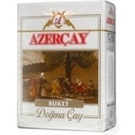 Черный чай Азерчай Букет байховый крупнолистовой 250г Азербайджан