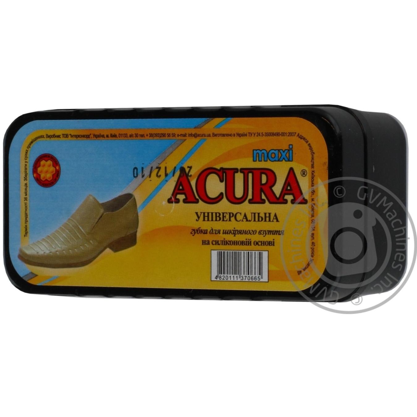 Sponge Acura for shoes Ukraine → Household → Household chemicals on