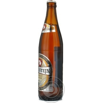 Пиво Pernstejn світле 5% 0,5л - купити, ціни на Novus - фото 4