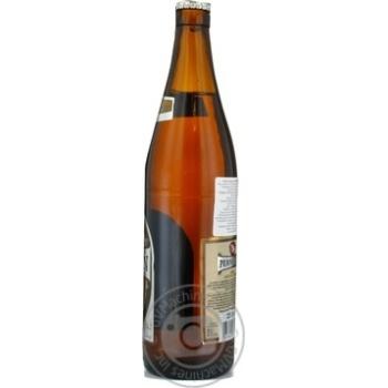 Пиво Pernstejn світле 5% 0,5л - купити, ціни на Novus - фото 5