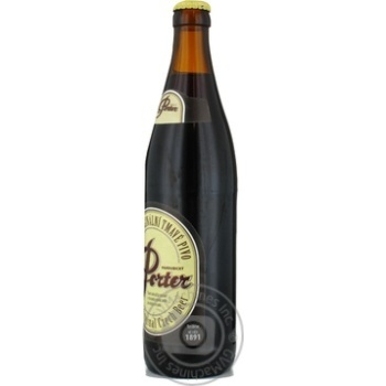Pardubicky Porter Original beer  8% 0,5l - buy, prices for Novus - image 4