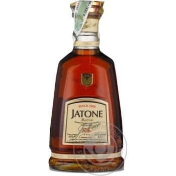 Коньяк Таврия Jatone V.S. 40% 0,5л