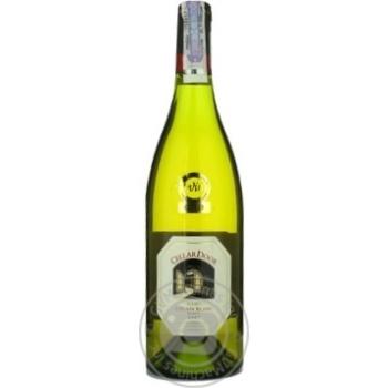 Вино Виллиера белое сухие 14% 2007год 750мл стеклянная бутылка Стелленбош Юар