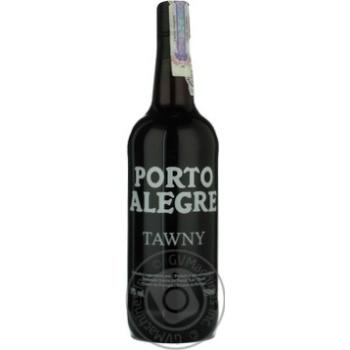 Портвейн Квинта до портал белое сладкое 9% 750мл стеклянная бутылка Доуро Португалия