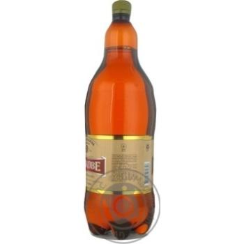 Persha Pryvatna Brovarnya Bochkove Light Beer 4,5% 2l - buy, prices for Furshet - image 3