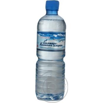 Вода минеральная Бахмаро Сказочный источник негазированная 500мл