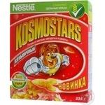 Зірочки Nestle Kosmostars Полуниця з молоком г/сн.225г