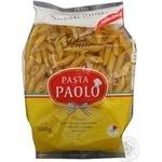 Макаронні вироби Pasta Paolo Penne №15 500г
