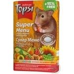 Корм Topsi для гризунів Супер меню 575г - купити, ціни на Novus - фото 5