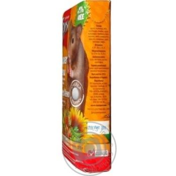 Topsi Super Menu Food for Rodents 575g - buy, prices for Novus - image 4
