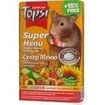 Topsi Super Menu Food for Rodents 575g - buy, prices for Novus - image 2