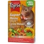 Корм Topsi для гризунів Супер меню 575г - купити, ціни на Novus - фото 2