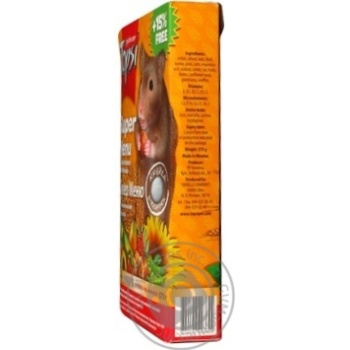 Topsi Super Menu Food for Rodents 575g - buy, prices for Novus - image 3