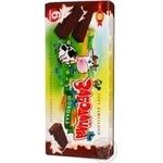 Торт Бисквит-шоколад Забодайка вафельный с шоколадом 6шт 200г картонная упаковка Украина