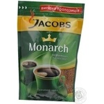 Natural instant sublimated coffee Jacobs Monarch 70g Germany