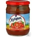 Соус Хуторок Краснодарский твист 500г