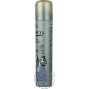 Лак для волос Прелесть Сильная фиксация 200мл - купить, цены на Novus - фото 6