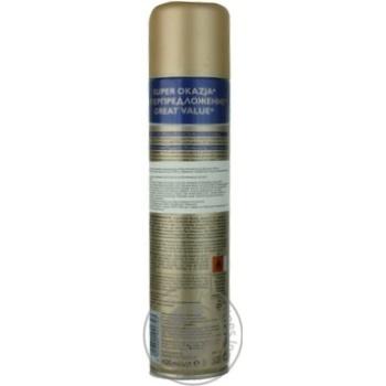 Лак Wellaflex Длительная поддержка объема для волос 400мл - купить, цены на Фуршет - фото 3