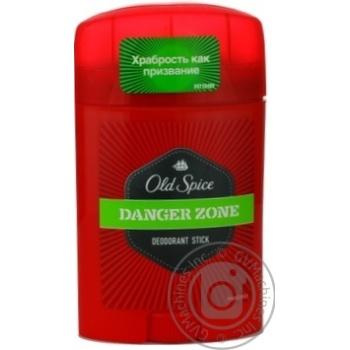 Old Spice Danger Zone Solid Deodorant 50ml - buy, prices for Furshet - image 2