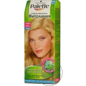 Фарба Palette дуже світлий блонд для волосся 110мл Словенія