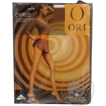 Колготи Ori capri 20 den neutro 2 - купити, ціни на Novus - фото 1