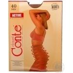 Колготы Conte Active 40 Den р.4 natural шт - купить, цены на Novus - фото 4