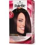 Фарба для волосся Palette Deluxe 800 Темний Каштан