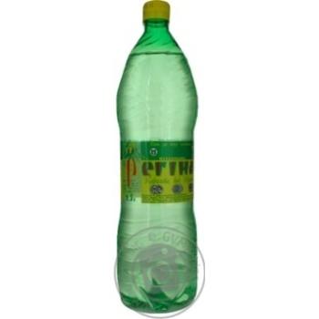 Вода Регіна негазована пластикова пляшка 1500мл Україна