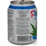 Напій Фрутінг з соком алоє 238мл - купити, ціни на МегаМаркет - фото 4