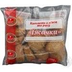 Cutlet Legko rice with rice 1000g Ukraine