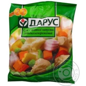 Суп з кольоровою капустою Дарус п/е 400г