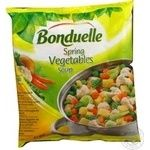 Vegetables Bonduelle 400g sachet Poland