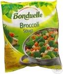 Суміш овоч.Суп Брокколи Bonduelle 400г