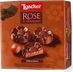 Candy Loacker Troyan chocolate 175g box Italy