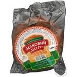 Булка здобна з пророщених зерен пшениці Маковий десерт Укрекохліб 200г