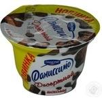 Десерт Даниссимо Десертний шоколад 160г