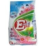 Powder detergent Color e Floral for washing Poland