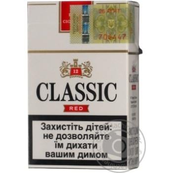 Цигарки Reemtsma Classic Red