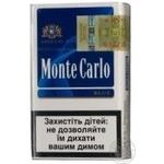 Цигарки Monte-Carlo Blue